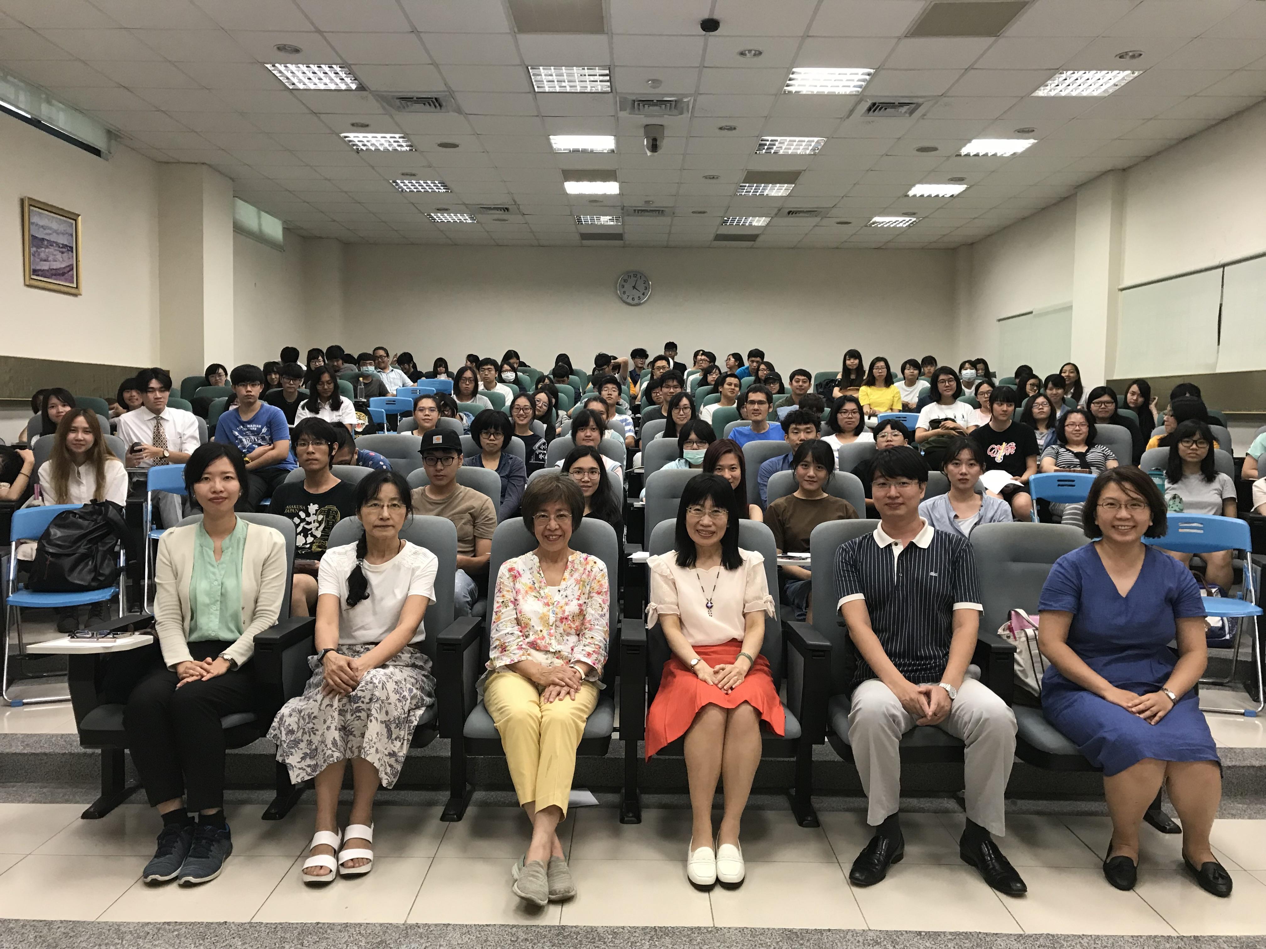 2018/05/30「翻譯村上春樹」講座